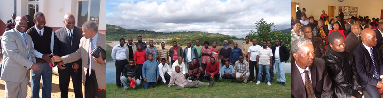 members of the father's fellowship at evangelical church mbabane